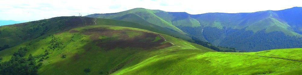 DWIE POŁONINY W DWA DNI - górska Ukraina