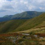 POŁONINY ZAKARPACIA - górska Ukraina